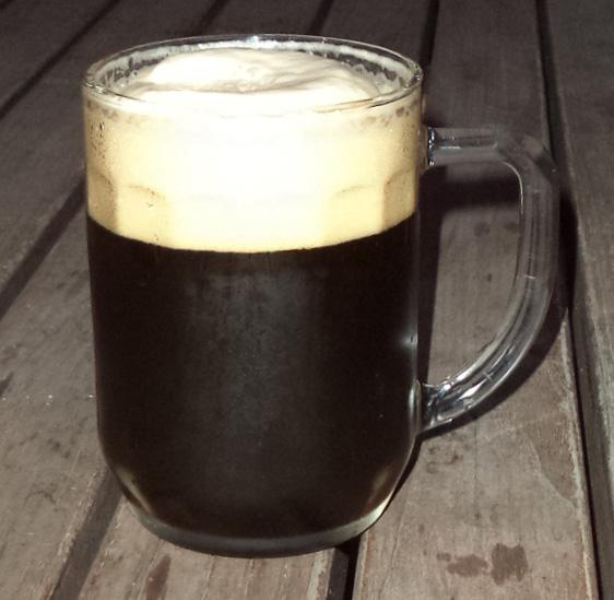 Dánská pivní polévka